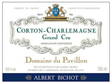 Pavillon Corton-Charlemagne Label