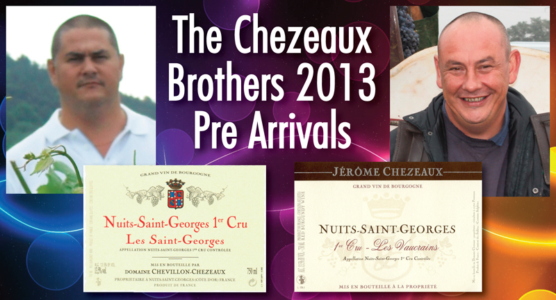 Chezeaux Brother Header