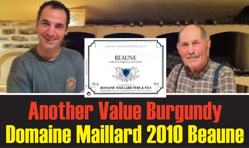 Maillard 2010 Beaune Header
