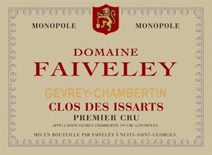 Faiveley Issarts Label