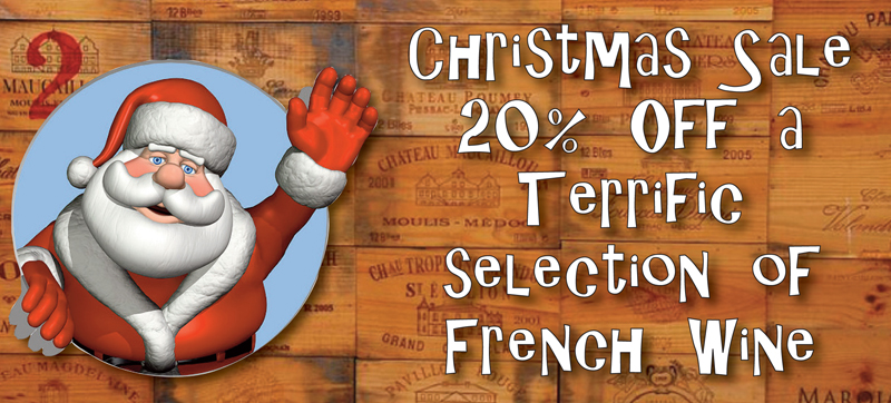 Christmas 2015 Sale Header