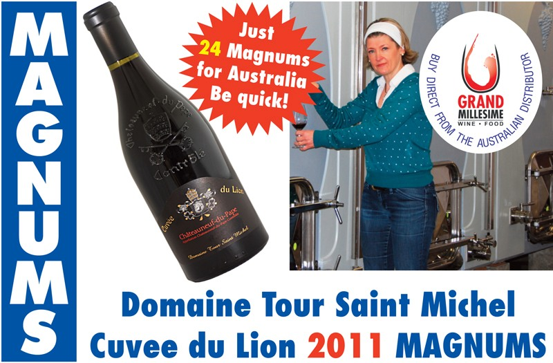 Tour St-Michel 2011 Magnum