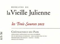 Vieille Julienne Trois 2012