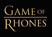 Game of RHones Logo