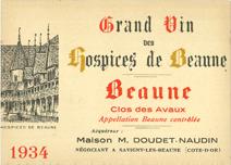 Doudet Avaux Label