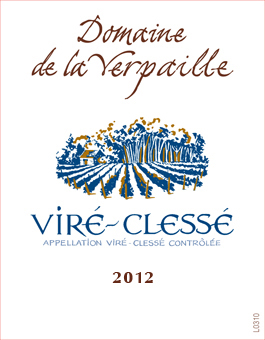 Verpaille Vire Clesse 2012