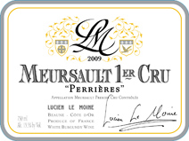 Le Moine Perrieres Label