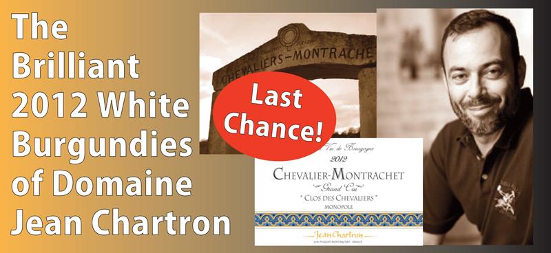 Chartron 2012 Last Chance