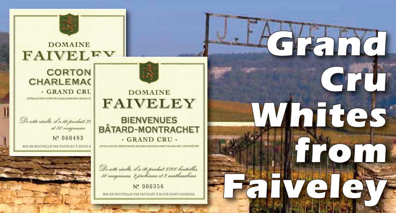 Faiveley Whites Header