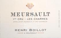 Boillot Meursault Charmes