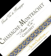 Chartron Chassagne Caillerets Label