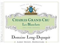 Long-Depaquit Blanchots Label