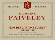 Faiveley Corton Label