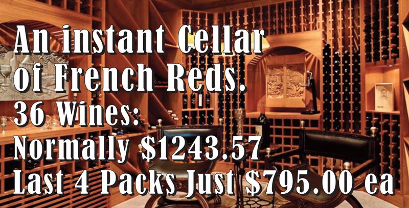 Instant Cellar $795 Header