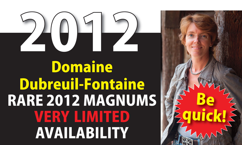 Dubreuil-Fontaine 2012 Magnums