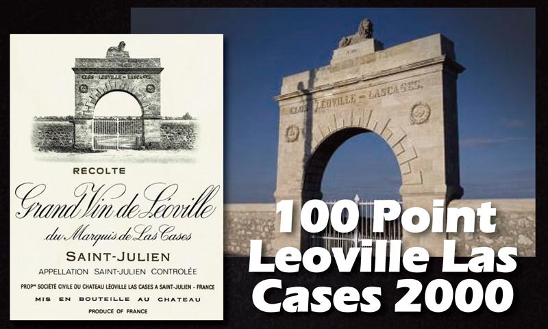 Leoville Las Cases 2000 Header