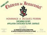 Beaucastel Hommage Label