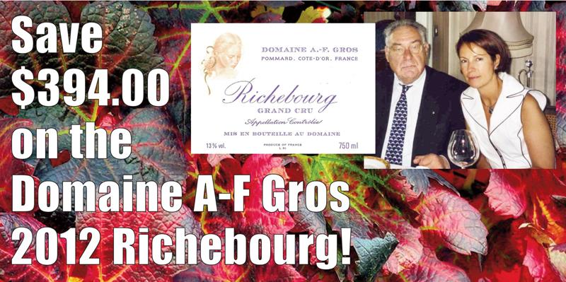 A-F Gros Richebourg 2012 Header