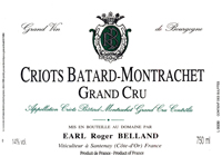 Belland Criots Label