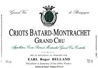 Belland Criots Label