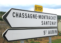 Chassagne Sign