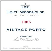 Smith Woodhouse 1985 Label