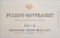 Boillot Puligny Label