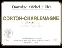 Juillot Corton-Charlemagne Label Black