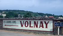 Volnay Sign Cropped