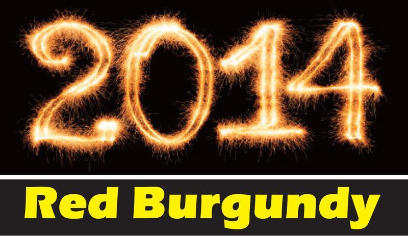 2014 Red Burgundy Header