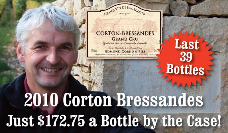 Cornu 2010 Corton Last 39