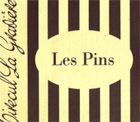 Tirecul Pins Front Label