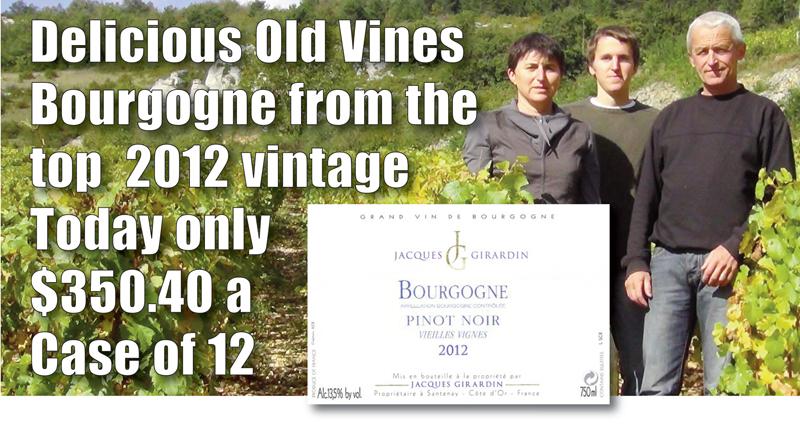 Giradin 2012 Bourgogne 2