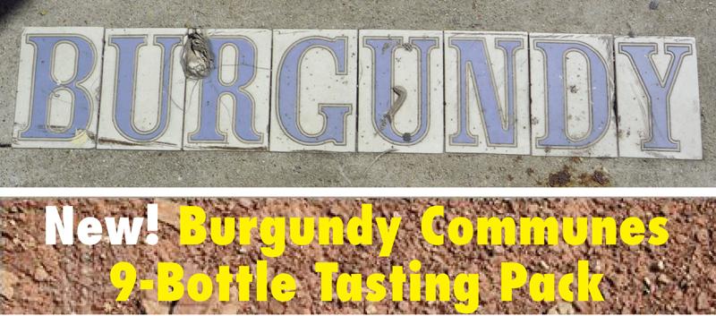 Burgundy Communes Header