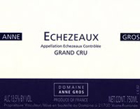 Anne Gros Echezeaux Label Small