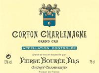 Bouree Corton-Charlamgne Label
