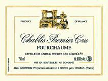 Geoffroy Fourchaume Label
