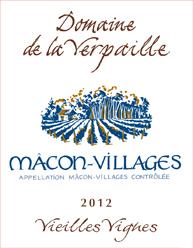 Verpaile Macon VV 2012