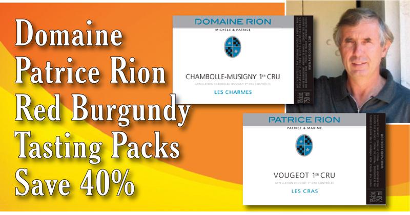 Rion Tasting Packs 40