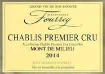 Fourrey Milieu Label
