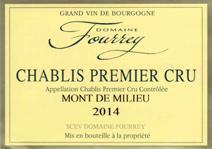 Fourrey Milieu Label