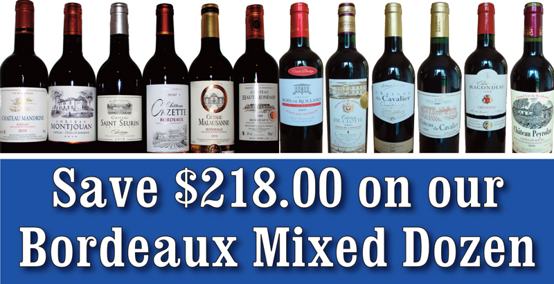Bordeaux Dozen Header