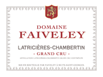 Faiveley Latricieres Label