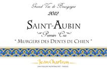 Chartron Dent de Chien 2012