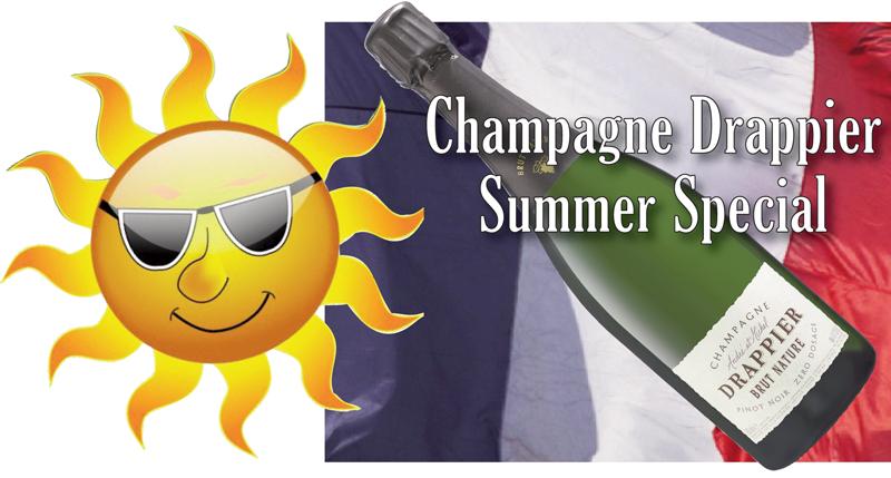 Drappier Summer Special