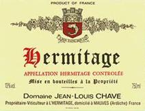 Chave Hermitage Label