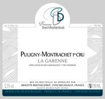 Berthgelemot Garenne Label