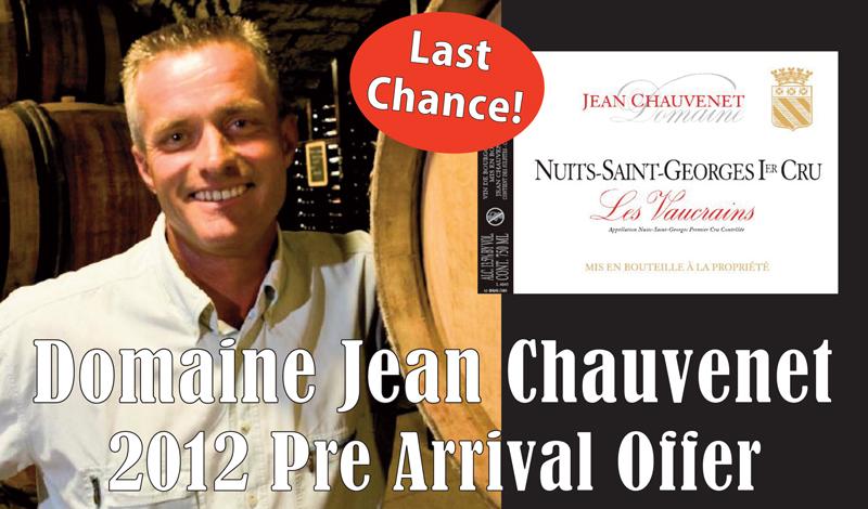 Chauvenet 2012 Last Chance