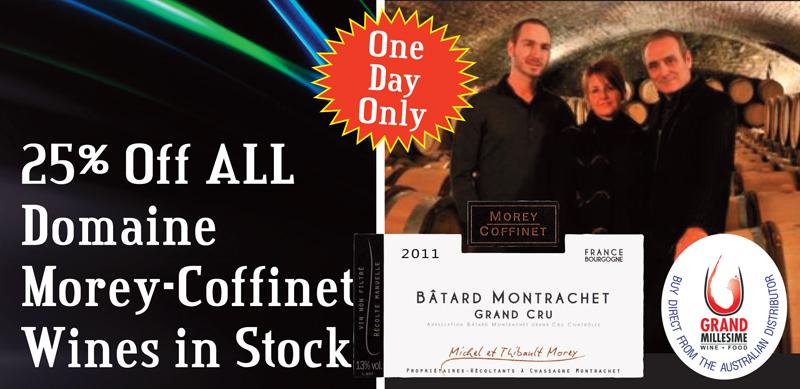 Morey-Coffinet 25% Header