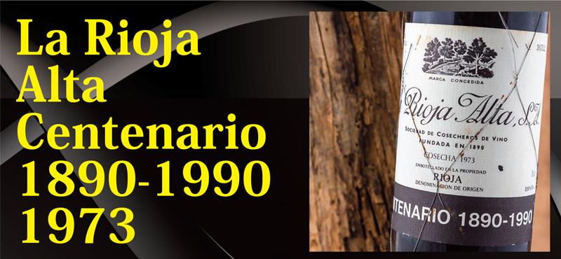 Rioja Alta Centenario